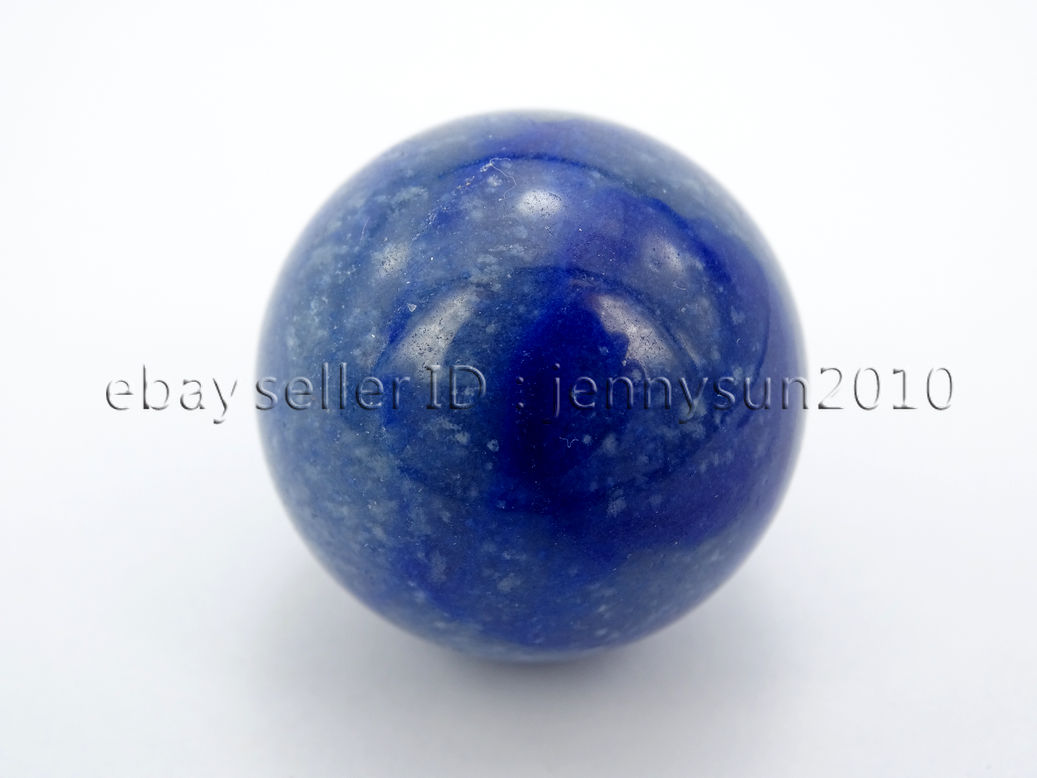 Natural Gemstone Round Ball Crystal Healing Sphere Massage