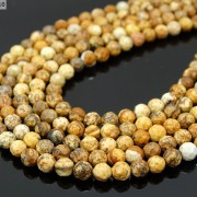 Natural-Gemstones-35mm-4mm-45mm-Faceted-Round-Beads-15039039-16039039-Pick-Stone-370934550835-6e57
