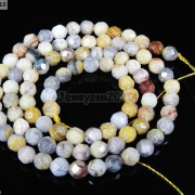 Natural-Gemstones-35mm-4mm-45mm-Faceted-Round-Beads-15039039-16039039-Pick-Stone-370934550835-71a8