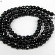 Natural-Gemstones-35mm-4mm-45mm-Faceted-Round-Beads-15039039-16039039-Pick-Stone-370934550835-bd3d