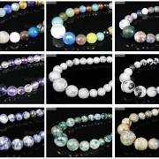Natural-Gemstones-6mm-14mm-Faceted-Round-Graduated-Loose-Beads-17-Pick-Stone-370935188818-4