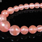 Natural-Gemstones-6mm-14mm-Faceted-Round-Graduated-Loose-Beads-17039039-Pick-Stone-370935188818-70bb