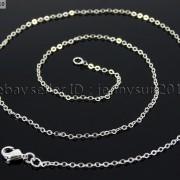 Natural-Gemstones-Hexagonal-Pointed-Reiki-Chakra-Pendant-18K-Silver-Necklace-371161184260-7