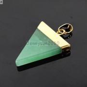 Natural-Gemstones-Triangle-Pointed-Sliced-Reiki-Chakra-Healing-Pendant-Beads-371176541508-2b8e
