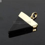 Natural-Gemstones-Triangle-Pointed-Sliced-Reiki-Chakra-Healing-Pendant-Beads-371176541508-9897