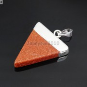 Natural-Gemstones-Triangle-Pointed-Sliced-Reiki-Chakra-Healing-Pendant-Beads-371176541508-f6b6