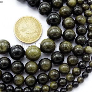 Natural-Golden-Obsidian-Gemstone-Round-Beads-155-6mm-8mm-10mm-12mm-14mm-281756699462