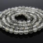 Natural-Grey-Cloudy-Quartz-Gemstone-Round-Beads-155039039-4mm-6mm-8mm-10mm-12mm-282061232503-f378