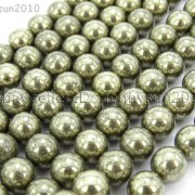Natural-Grey-Silver-Pyrite-Gemstone-Round-Beads-16-2mm-4mm-6mm-8mm-10mm-12mm-370688467186-4