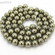 Natural-Grey-Silver-Pyrite-Gemstone-Round-Beads-16039039-2mm-4mm-6mm-8mm-10mm-12mm-370688467186-5764