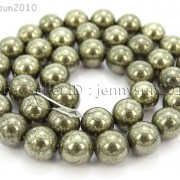 Natural-Grey-Silver-Pyrite-Gemstone-Round-Beads-16039039-2mm-4mm-6mm-8mm-10mm-12mm-370688467186-a4e0