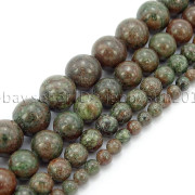 Natural-Kasgar-Garnet-Jasper-Gemstone-Round-Spacer-Beads-155-4mm-6mm-8mm-10mm-371881869677-4