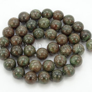 Natural-Kasgar-Garnet-Jasper-Gemstone-Round-Spacer-Beads-155039039-4mm-6mm-8mm-10mm-371881869677-55c7