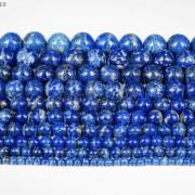Natural-Lapis-Lazuli-Gemstone-Round-Beads-155-2mm-3mm-4mm-6mm-8mm-10mm-12mm-251080358362-3