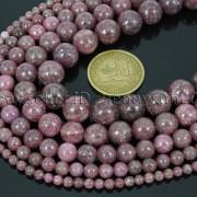 Natural-Lepidolite-Gemstones-Round-Spacer-Loose-Beads-15-4mm-6mm-8mm-10mm-12mm-262734259652-3