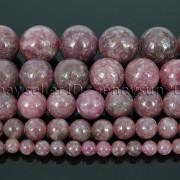 Natural-Lepidolite-Gemstones-Round-Spacer-Loose-Beads-15-4mm-6mm-8mm-10mm-12mm-262734259652-4