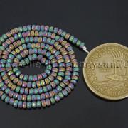 Natural-Matte-Hematite-Gemstones-2mm-x-3mm-Faceted-Rondelle-Loose-Beads-16039039-282281927897-2b99