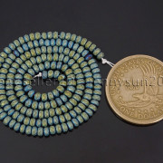 Natural-Matte-Hematite-Gemstones-2mm-x-3mm-Faceted-Rondelle-Loose-Beads-16039039-282281927897-3bde