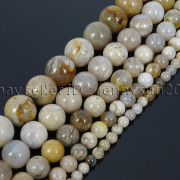 Natural-Oceam-Fossil-Coral-Agate-Gemstone-Round-Beads-155-Strand-4mm-6mm-8mm-282292446464-2