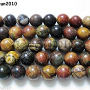 Natural-Picasso-Jasper-Gemstone-Round-Beads-16039039-Strand-4mm-6mm-8mm-10mm-12mm-280968288640-1a48