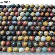 Natural-Picasso-Jasper-Gemstone-Round-Beads-16039039-Strand-4mm-6mm-8mm-10mm-12mm-280968288640-7e38