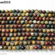 Natural-Picasso-Jasper-Gemstone-Round-Beads-16039039-Strand-4mm-6mm-8mm-10mm-12mm-280968288640-fe0c