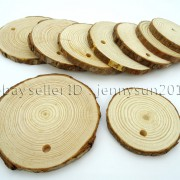 Natural-Pine-Tree-Wood-Sliced-Top-Drilled-Round-Pendant-Charm-Beads-25CM-9CM-371624762917-2