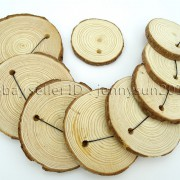 Natural-Pine-Tree-Wood-Sliced-Top-Drilled-Round-Pendant-Charm-Beads-25CM-9CM-371624762917-4