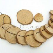 Natural-Pine-Tree-Wood-Sliced-Top-Drilled-Round-Pendant-Charm-Beads-25CM-9CM-371624762917-7