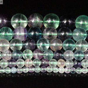 Natural-Rainbow-Fluorite-Gemstone-Round-Beads-155-4mm-6mm-8mm-10mm-12mm-14mm-281397510290