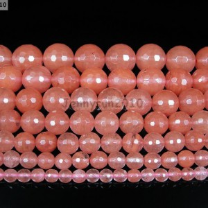 Natural-Red-Cherry-Quartz-Gemstone-Faceted-Round-Beads-155-4mm-6mm-8mm-10mm-370932149179