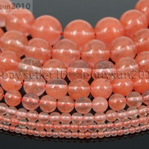 Natural-Red-Cherry-Quartz-Gemstone-Round-Beads-155-2mm-4mm-6mm-8mm-10mm-12mm-251101170482