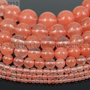 Natural-Red-Cherry-Quartz-Gemstone-Round-Beads-155-2mm-4mm-6mm-8mm-10mm-12mm-251101170482