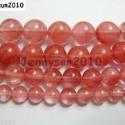 Natural-Red-Cherry-Quartz-Gemstone-Round-Beads-155-2mm-4mm-6mm-8mm-10mm-12mm-251101170482-4