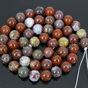 Natural-Red-Lightning-Agate-Gemstone-Round-Spacer-Beads-155039039-4mm-6mm-8mm-10mm-262803277642-5c99