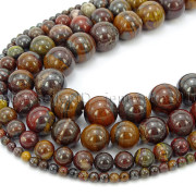 Natural-Red-Tiger-Iron-Gemstone-Round-Spacer-Beads-155-4mm-6mm-8mm-10mm-12mm-262886332529-4