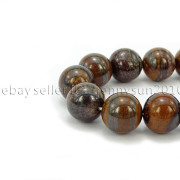 Natural-Red-Tiger-Iron-Gemstone-Round-Spacer-Beads-155-4mm-6mm-8mm-10mm-12mm-262886332529-5