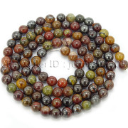 Natural-Red-Tiger-Iron-Gemstone-Round-Spacer-Beads-155039039-4mm-6mm-8mm-10mm-12mm-262886332529-0b79