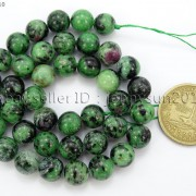 Natural-Ruby-In-Zoisite-Gemstone-Round-Beads-155039039-4mm-6mm-8mm-10mm-12mm-14mm-371423144208-7cb8