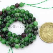 Natural-Ruby-Zoisite-Gemstone-Faceted-Round-Beads-155039039-4mm-6mm-8mm-10mm-12mm-262028492555-1a0f