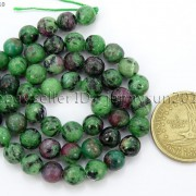 Natural-Ruby-Zoisite-Gemstone-Faceted-Round-Beads-155039039-4mm-6mm-8mm-10mm-12mm-262028492555-736b