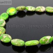 Natural-Sea-Sediment-Jasper-Gemstone-Oval-Beads-Limegreen-16039039-12x-16mm-13x-18mm-370976813278-a7c8