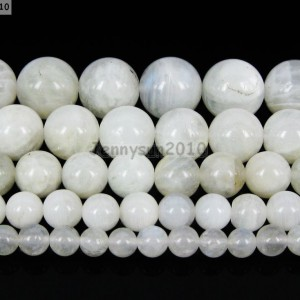 Natural-White-Moonstone-Gemstone-Round-Beads-155-4mm-6mm-8mm-10mm-12mm-14mm-370931251999