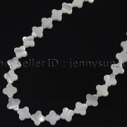 Natural-White-Mother-Of-Pearl-MOP-Shell-Clover-Spacer-Loose-Beads-Strand-16039039-262712114644-c7d4