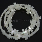 Natural-White-Mother-Of-Pearl-MOP-Shell-Cross-Spacer-Loose-Beads-Strand-16039039-282217316913-95cb