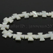Natural-White-Mother-Of-Pearl-MOP-Shell-Cross-Spacer-Loose-Beads-Strand-16039039-282217316913-d576