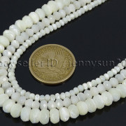 Natural-White-Mother-Of-Pearl-MOP-Shell-Faceted-Rondell-Beads-16-4mm-6mm-8mm-282186834458-4