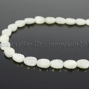Natural-White-Mother-Of-Pearl-MOP-Shell-Leaf-6-x-8mm-Loose-Spacer-Beads-16-371730450470-2