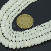 Natural-White-Mother-Of-Pearl-MOP-Shell-Rondell-Beads-155-4mm-6mm-8mm-10mm-371742323033-5