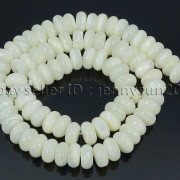 Natural-White-Mother-Of-Pearl-MOP-Shell-Rondell-Beads-155039039-4mm-6mm-8mm-10mm-371742323033-2706